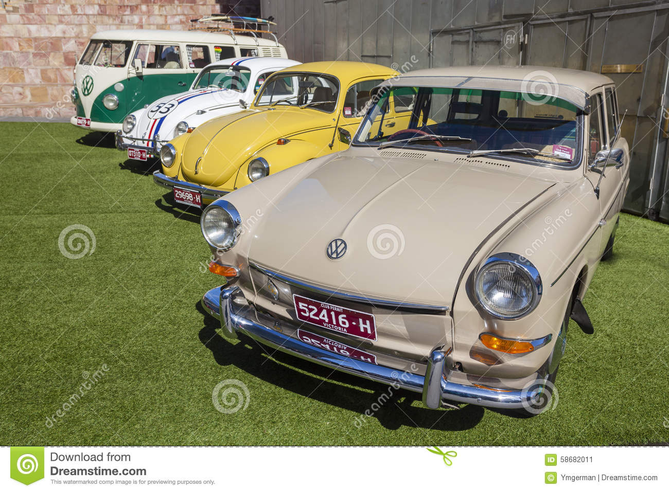 Volkswagen classic cars editorial photo. Image of transporter ...