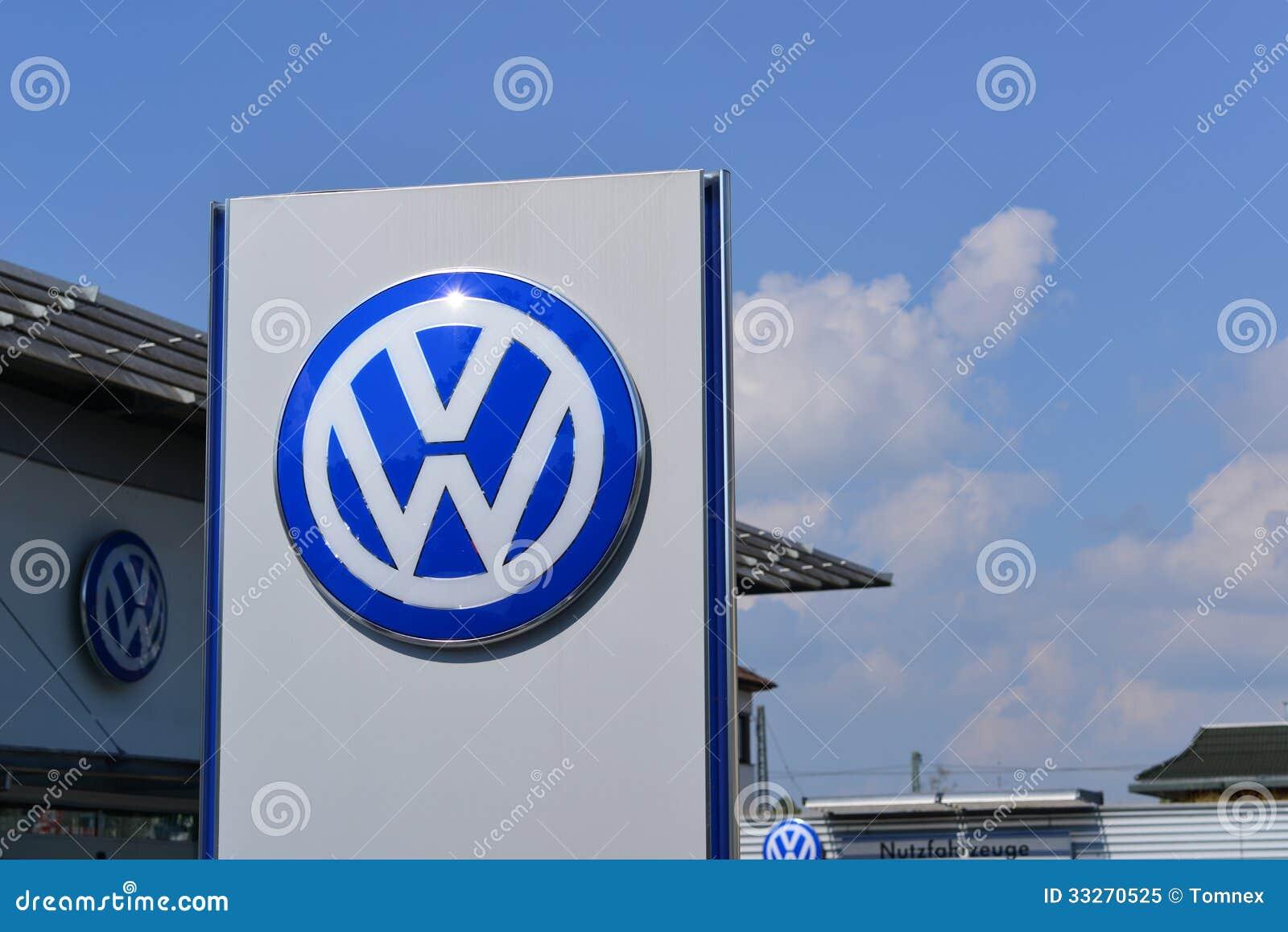 Volkswagen Editorial Image - Image: 33270525