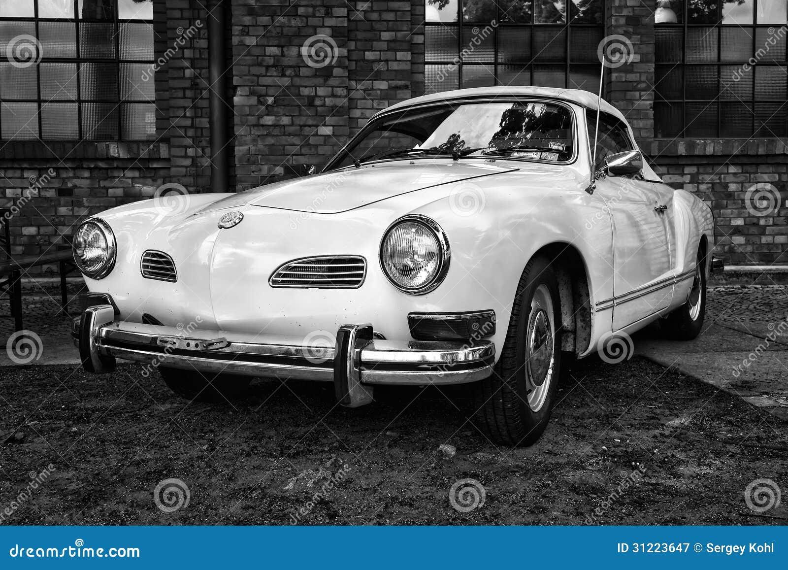 white Karmann image