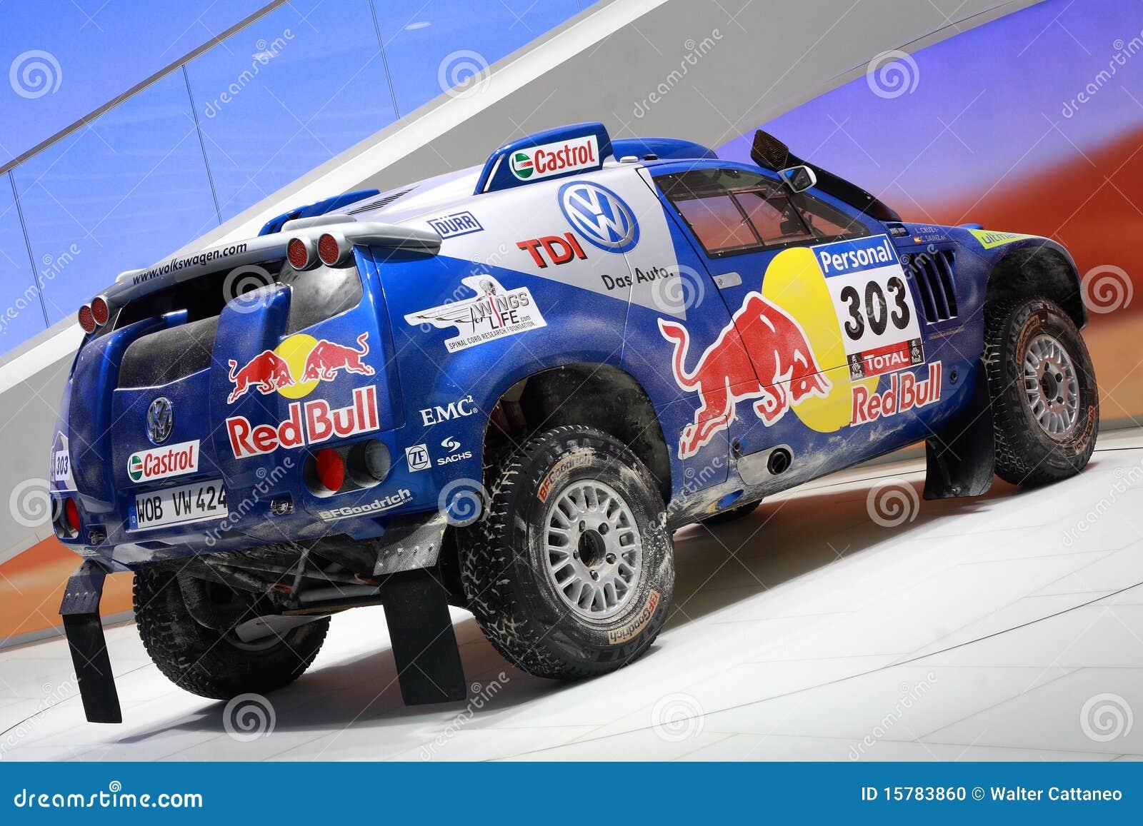 Volkswagen Paris Dakar Editorial Image Image 15783860