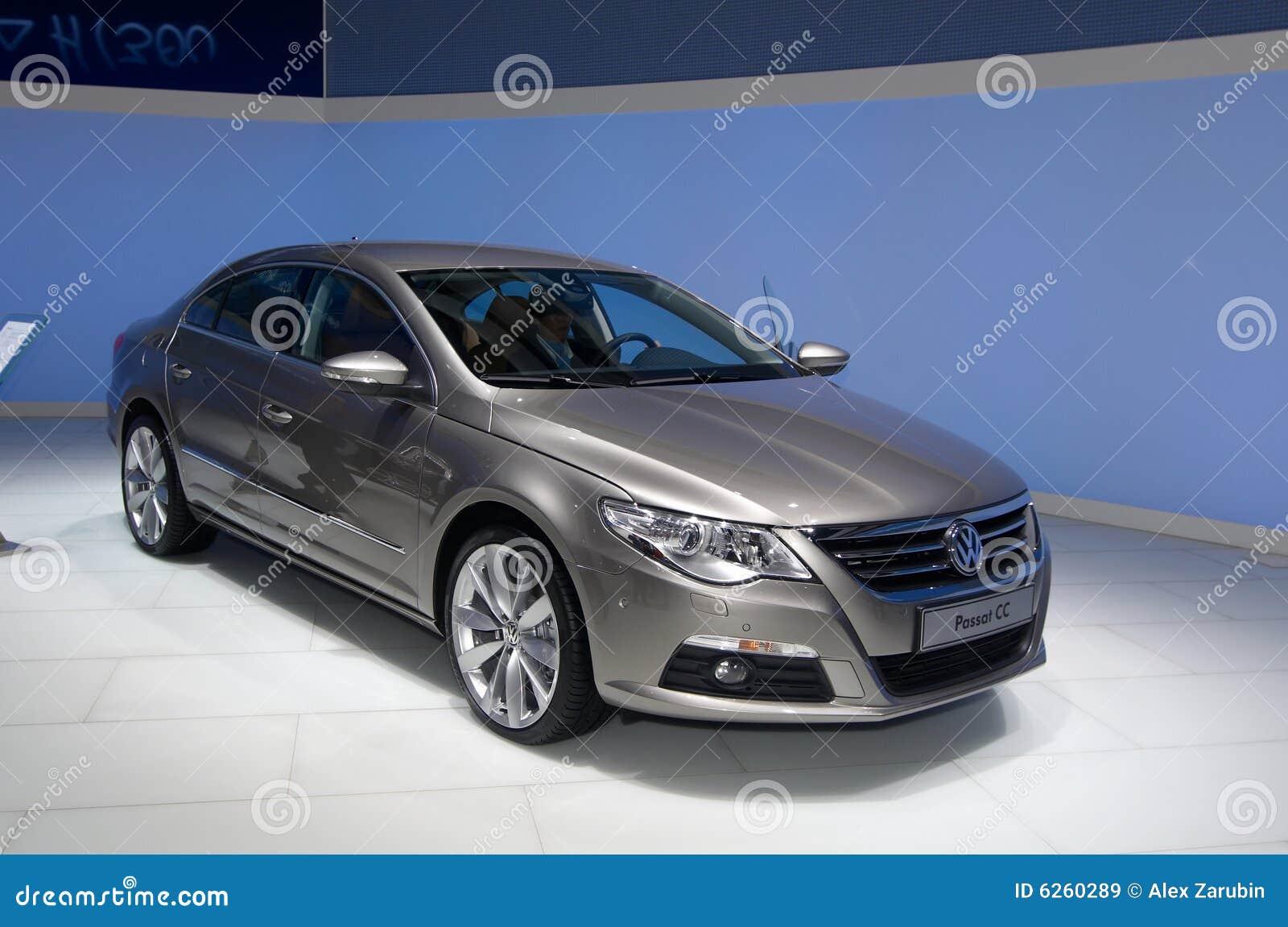 Volkswagen Passat centímetro cúbico