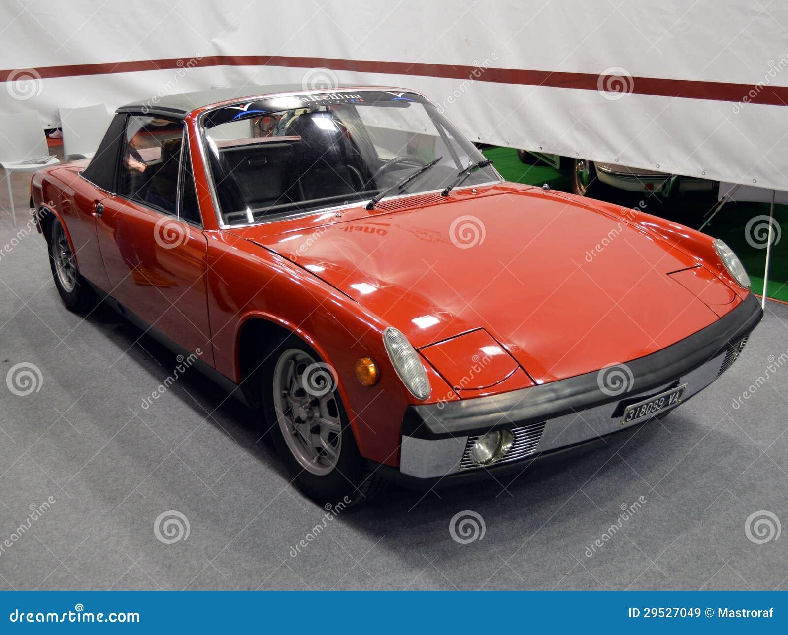 Volkswagen-Porsche 914
