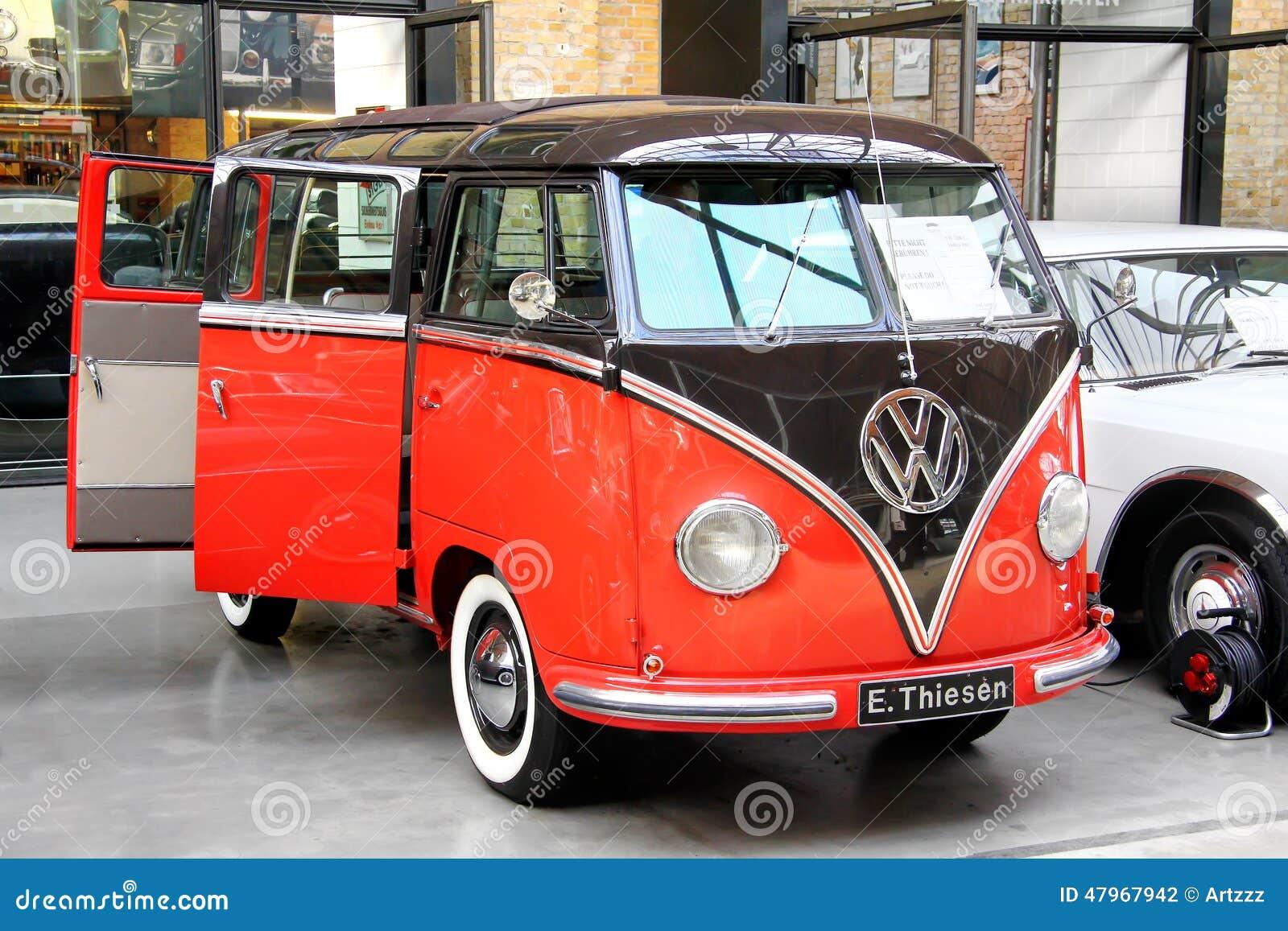 volkswagen transporter editorial photography image 47967942. Black Bedroom Furniture Sets. Home Design Ideas
