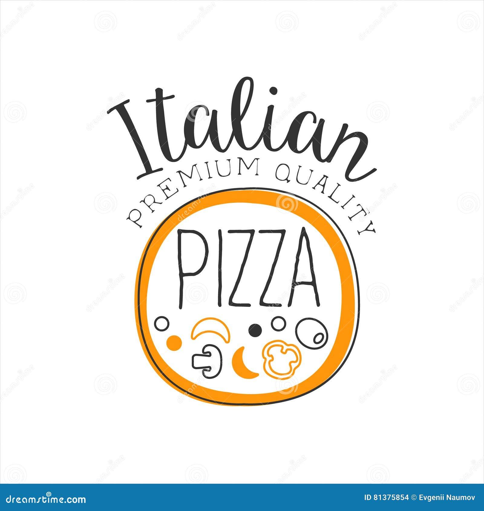 Volle Pizza-runde Rahmen-erstklassige Qualitäts-unterzeichnen ...