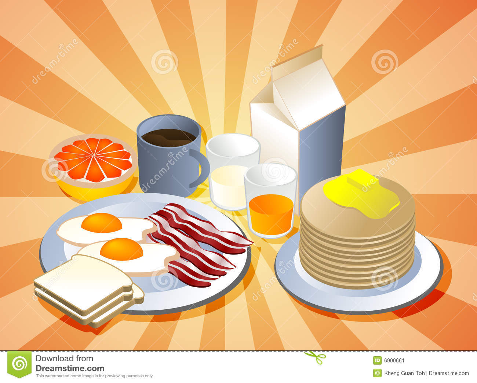 Volledig ontbijt