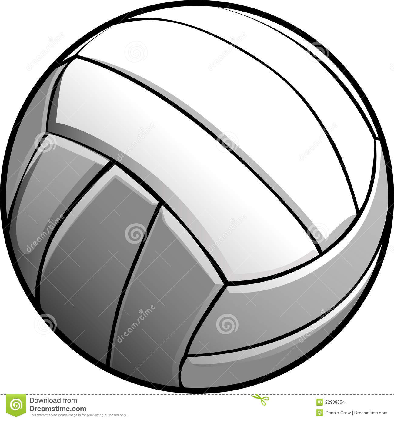 Volleyball Ball Image Icon Stock Images - Image: 22938054