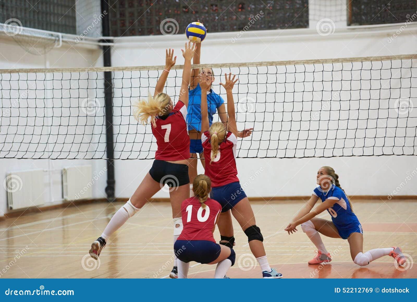 Volleyball Sport Games