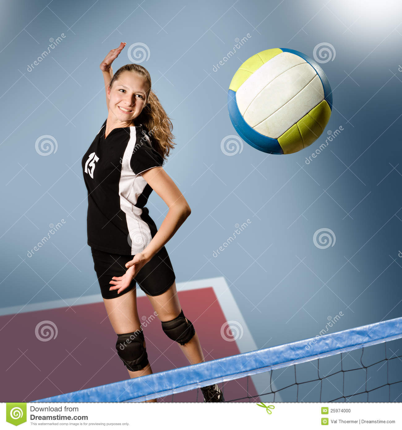 volleyball girl stock images 4 924 photos