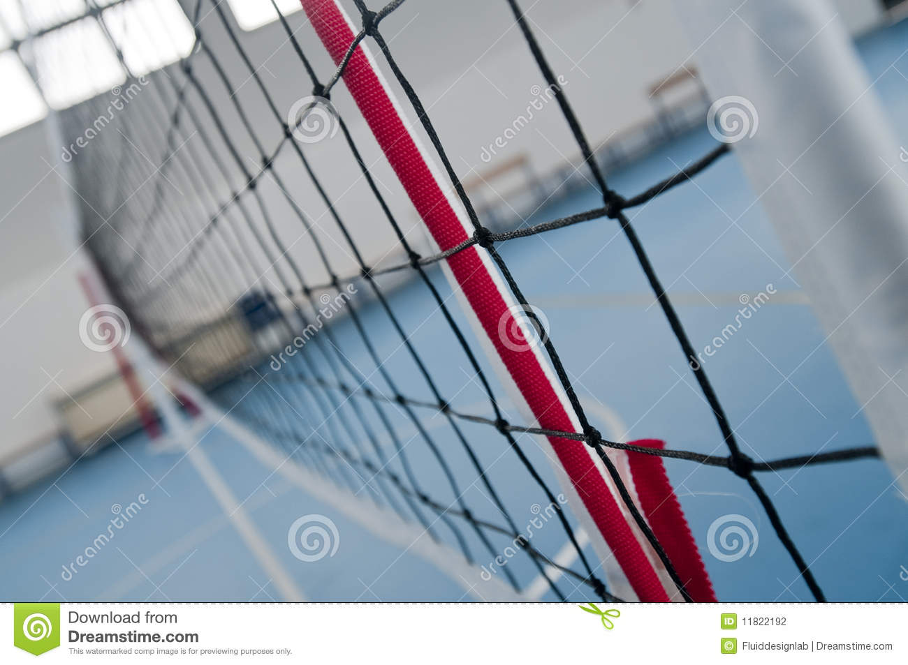 Volleyball Net Stock Photography - Image: 11822192
