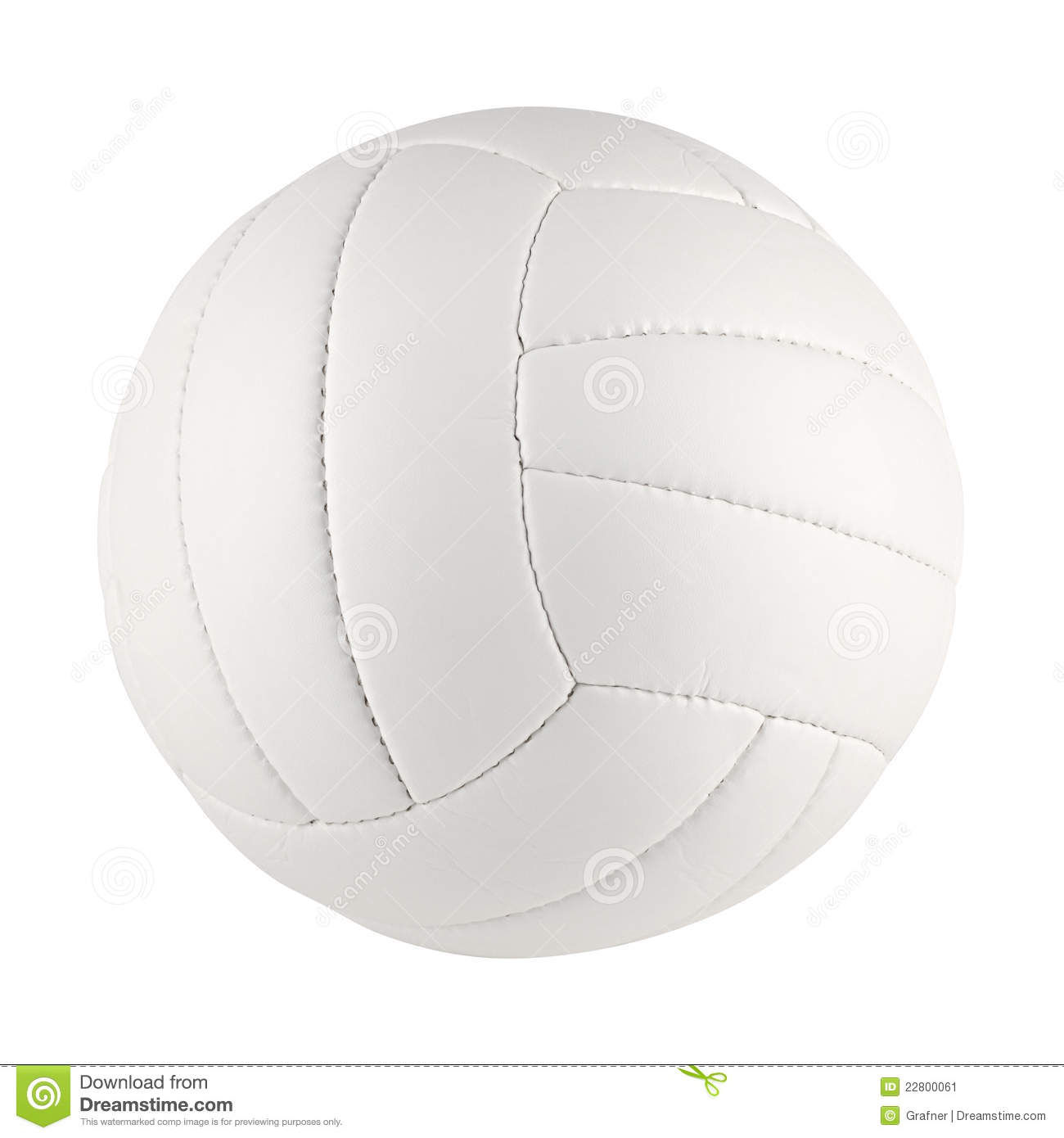 how to make a volleyball ball