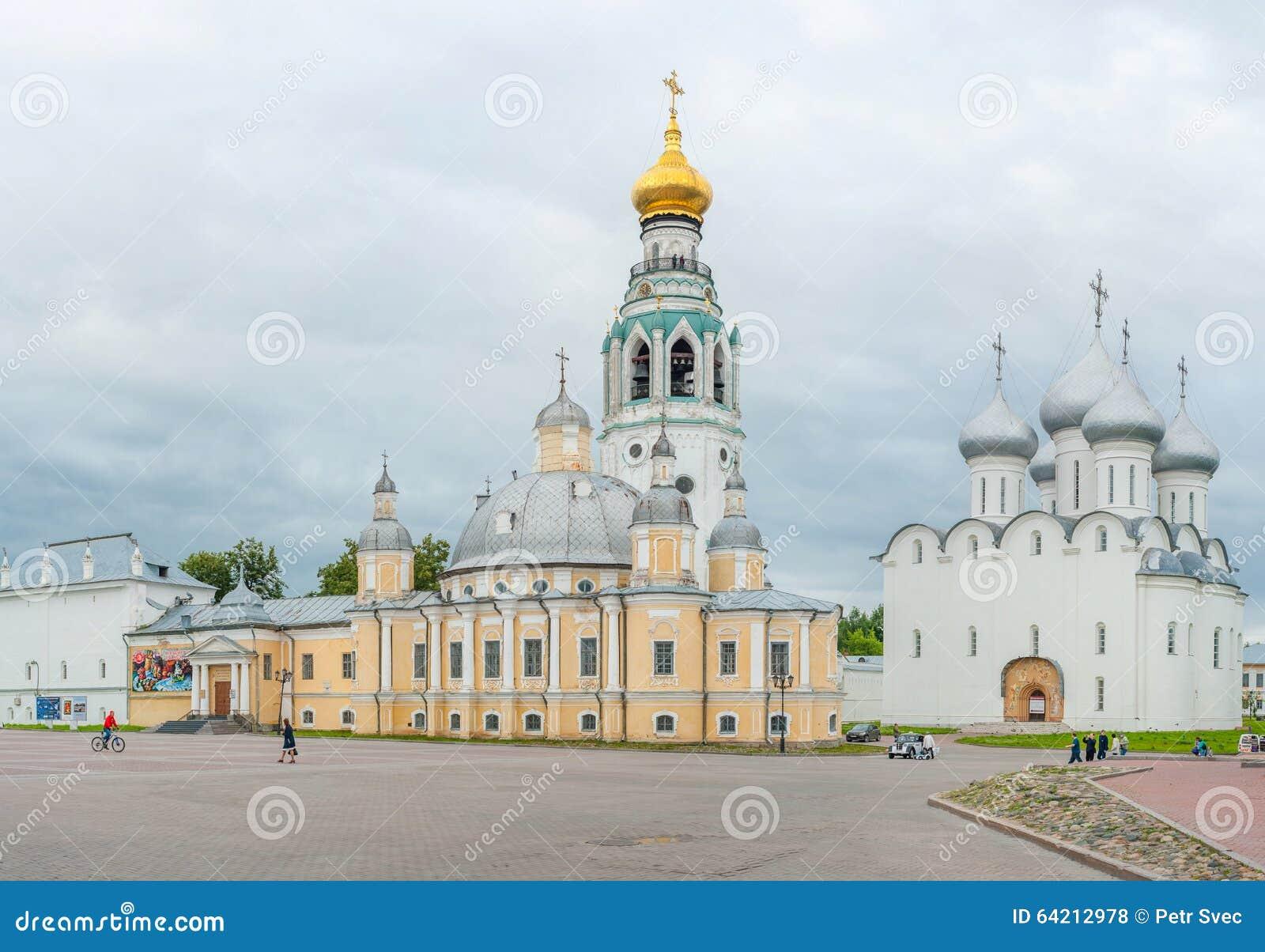 Vologodskiy Voskresenskiy Sobor