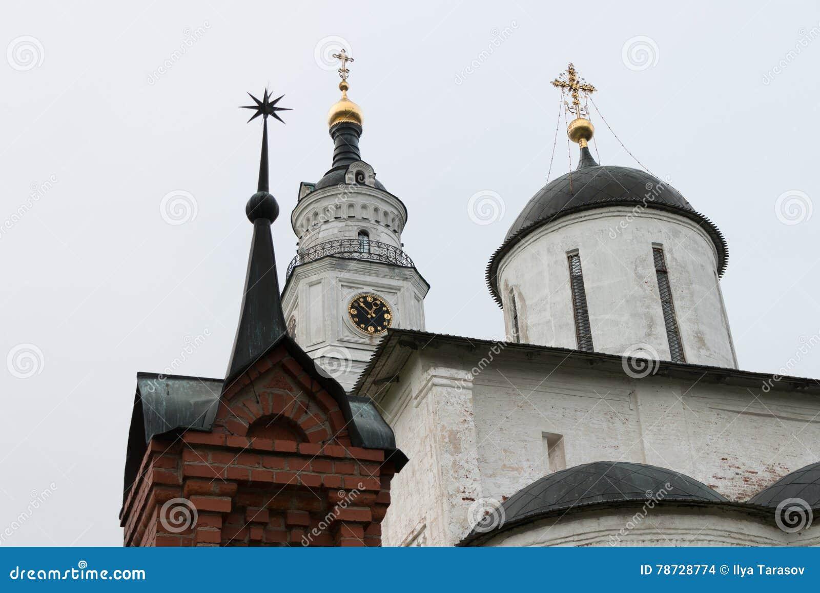 Volokolamsk Kreml, Ryssland