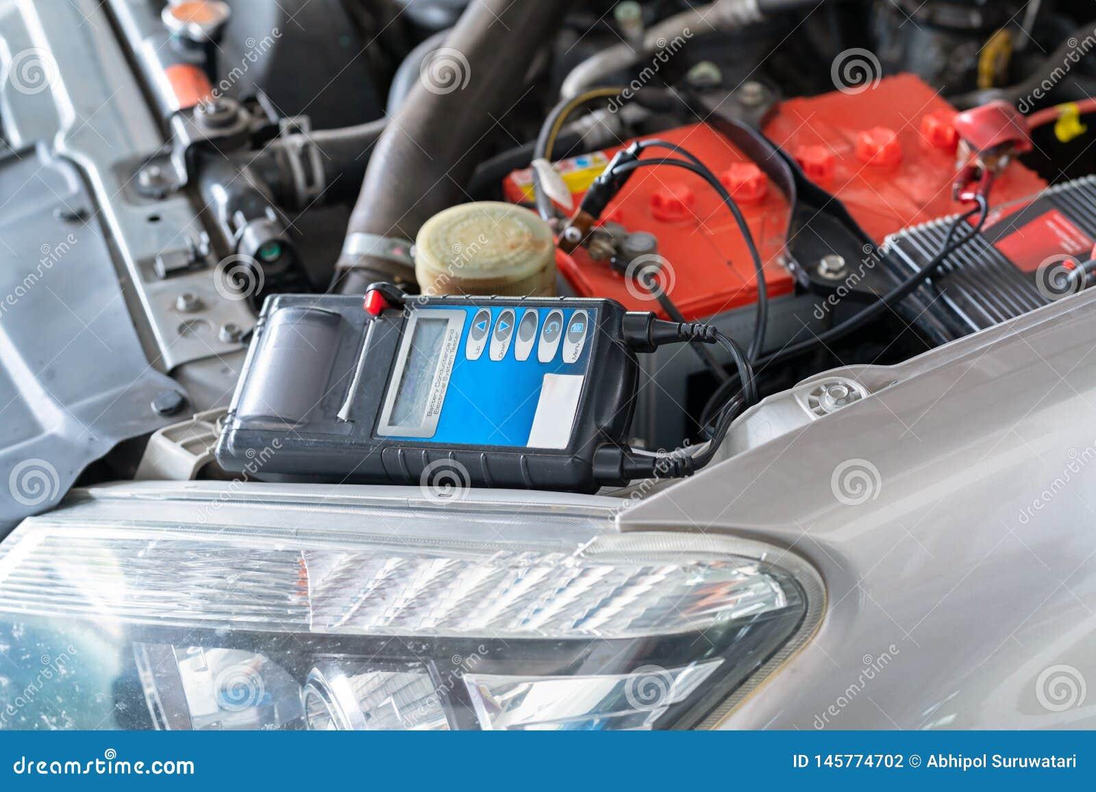 Voltímetro del probador de la capacidad de la batería para el mantenimiento del servicio de industrial