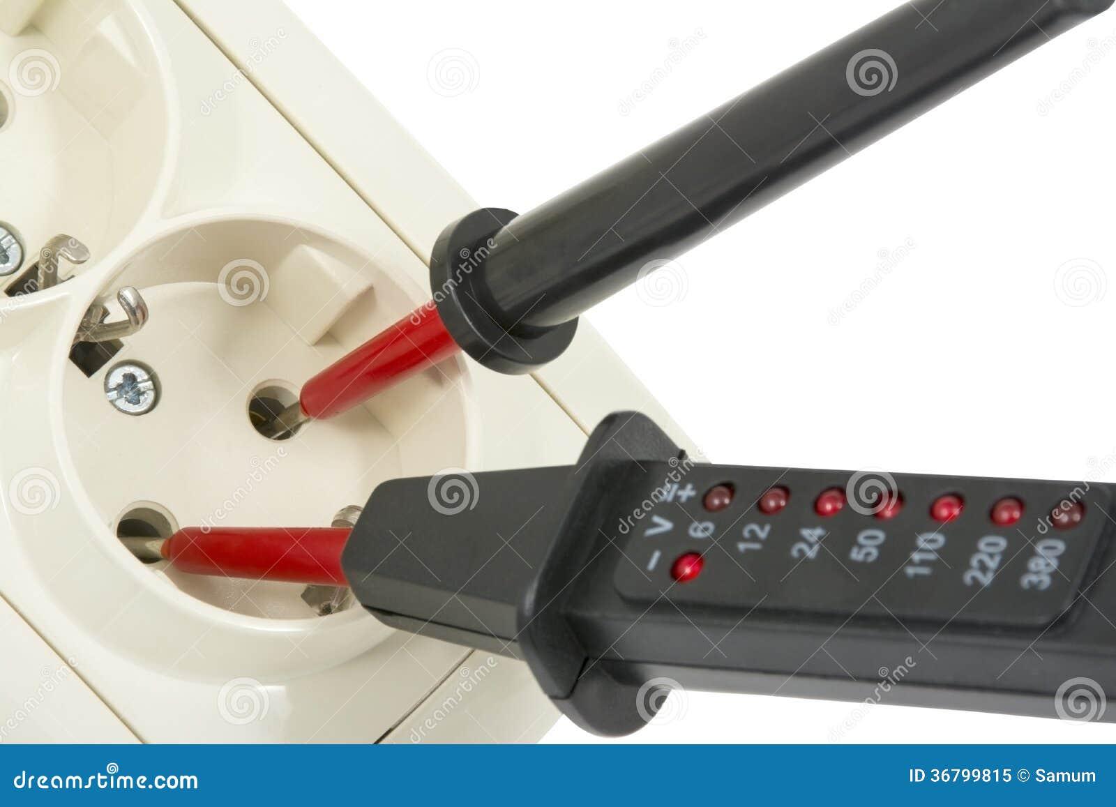 Voltagemeetapparaat