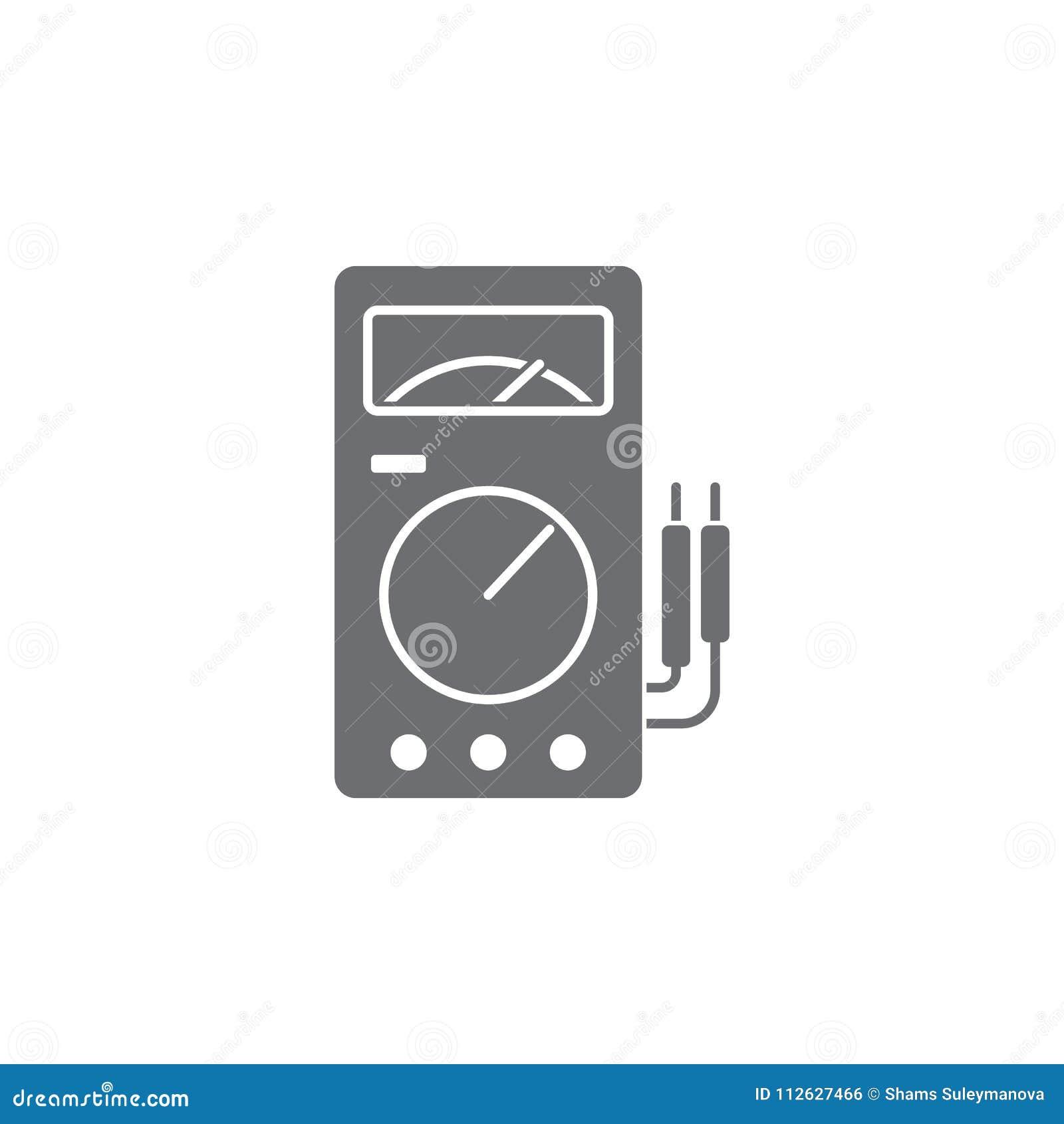 Niedlich Voltmeter Symbole Fotos - Verdrahtungsideen - korsmi.info