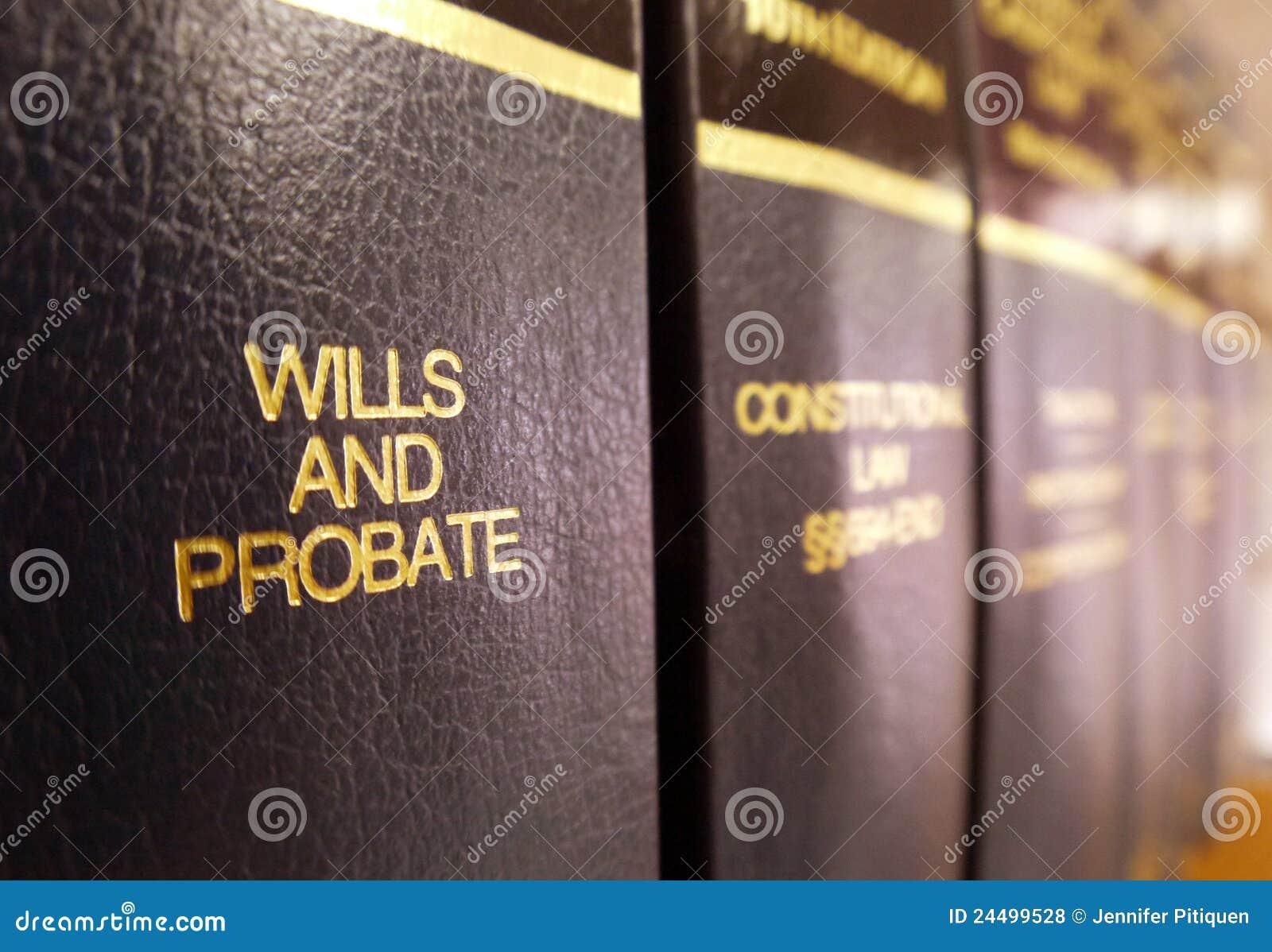 Voluntades y legalización de un testamento