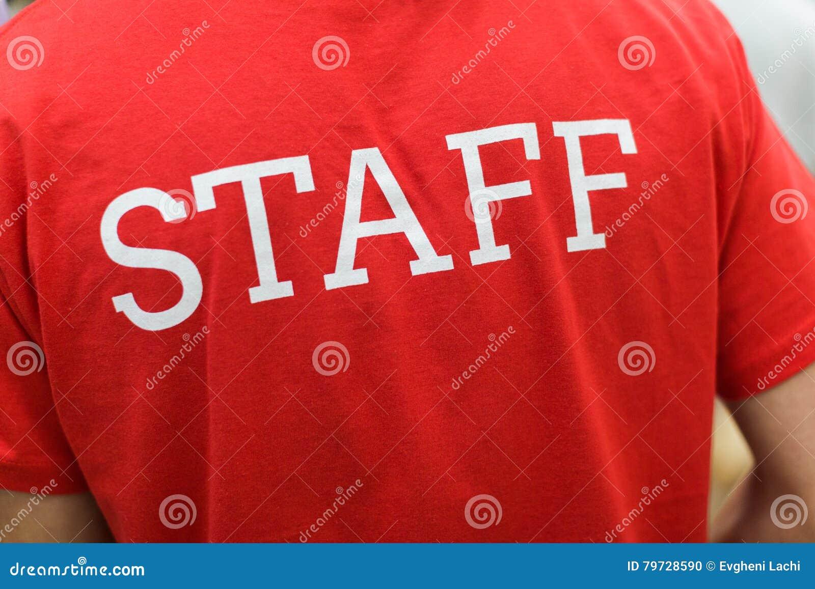 Voluntario del personal