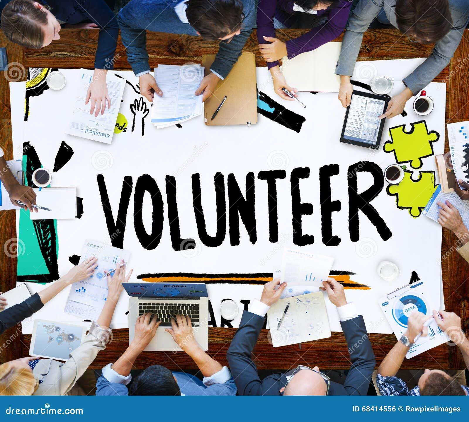 Volunteer Giving Plate...