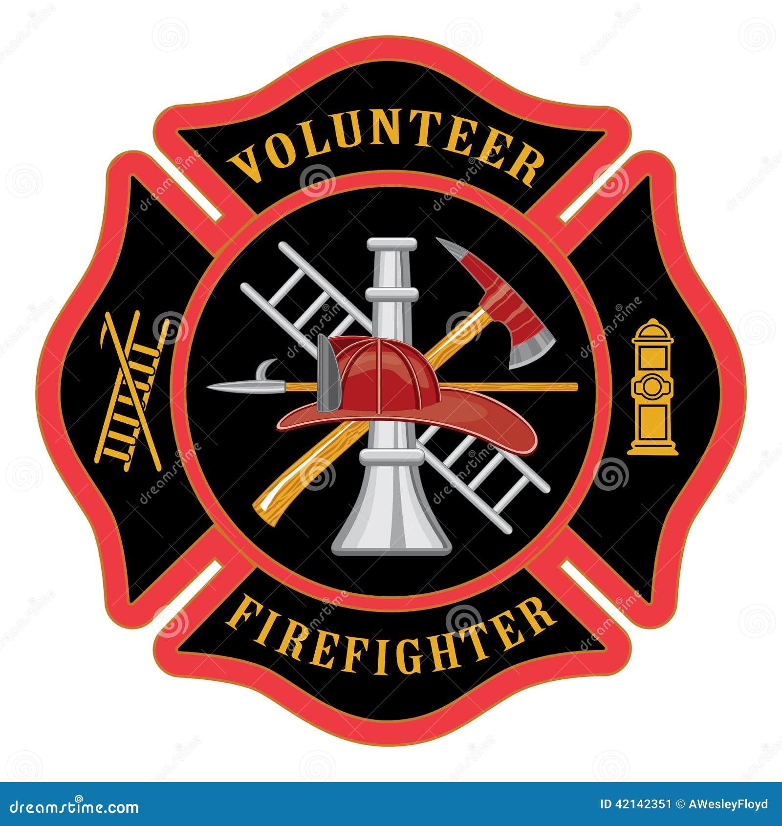 Volunteer stock illustrations 11028 volunteer stock volunteer firefighter maltese cross illustration of the firefighter or fire department maltese cross symbol for buycottarizona Gallery