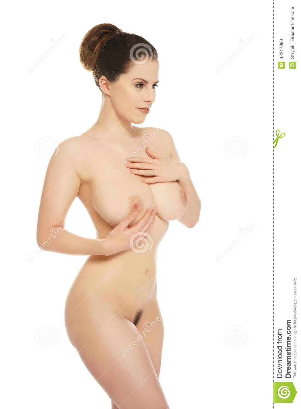 naked female