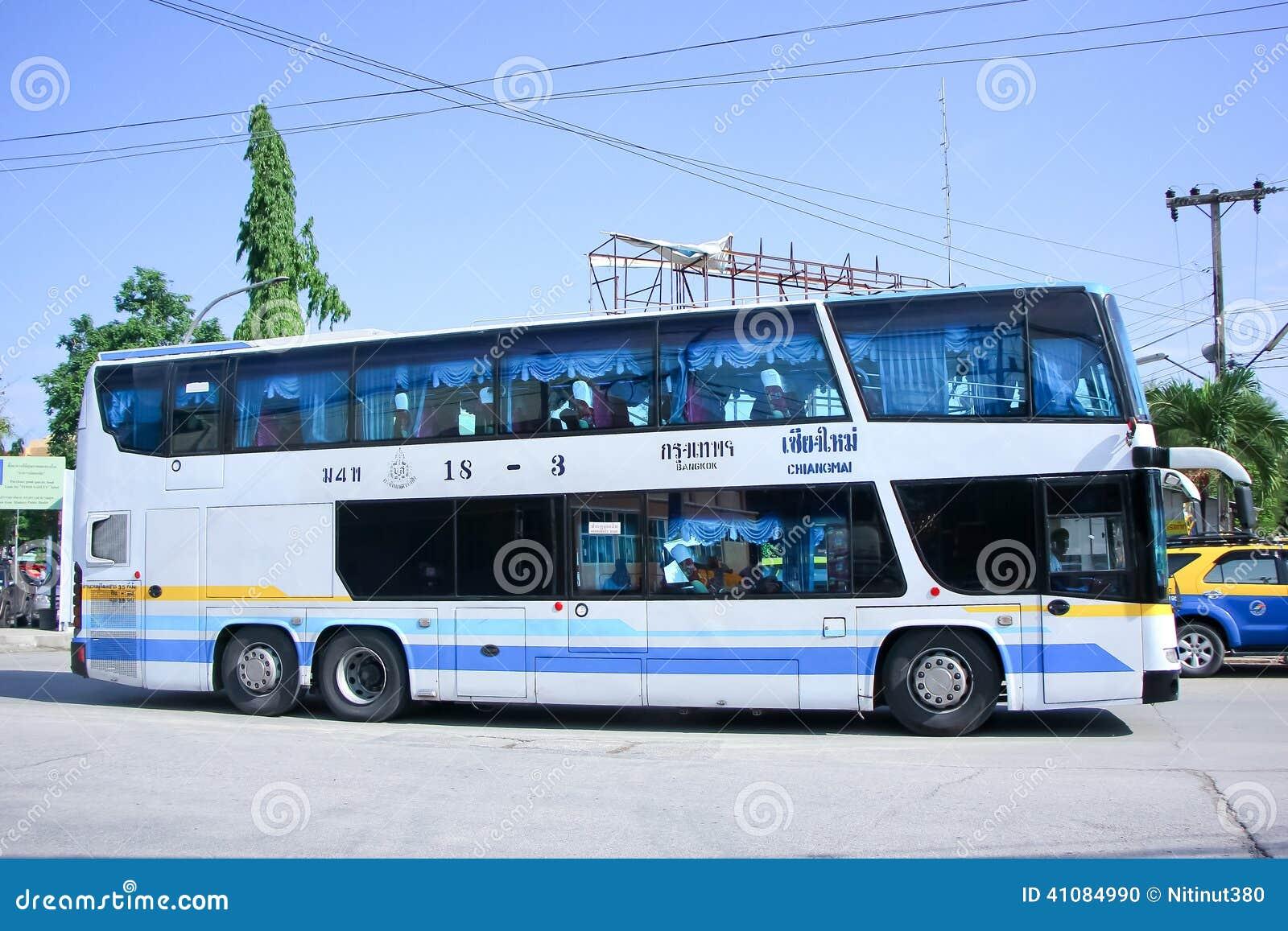 Volvo Bus Of Newviriya Yarnyon Tour