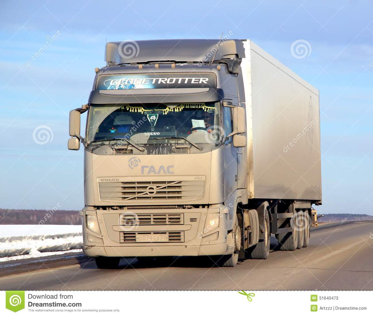 Volvo FH12 Editorial Stock Photo - Image: 51640473