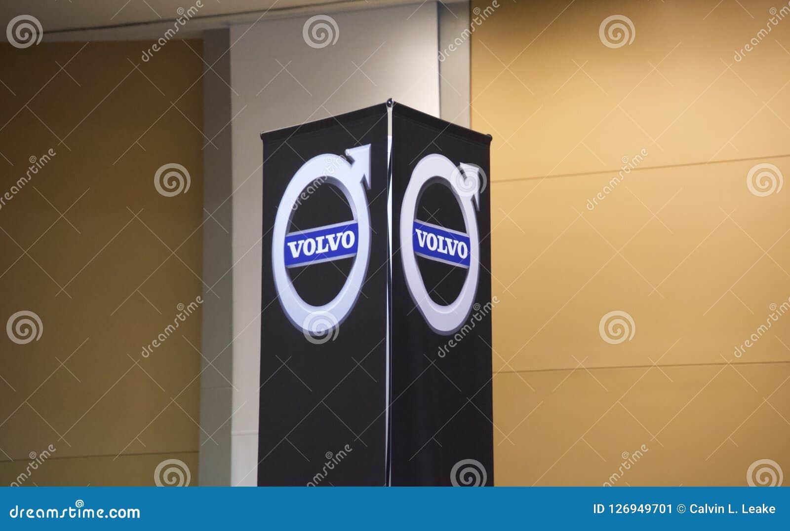 Volvo Jadący Firma