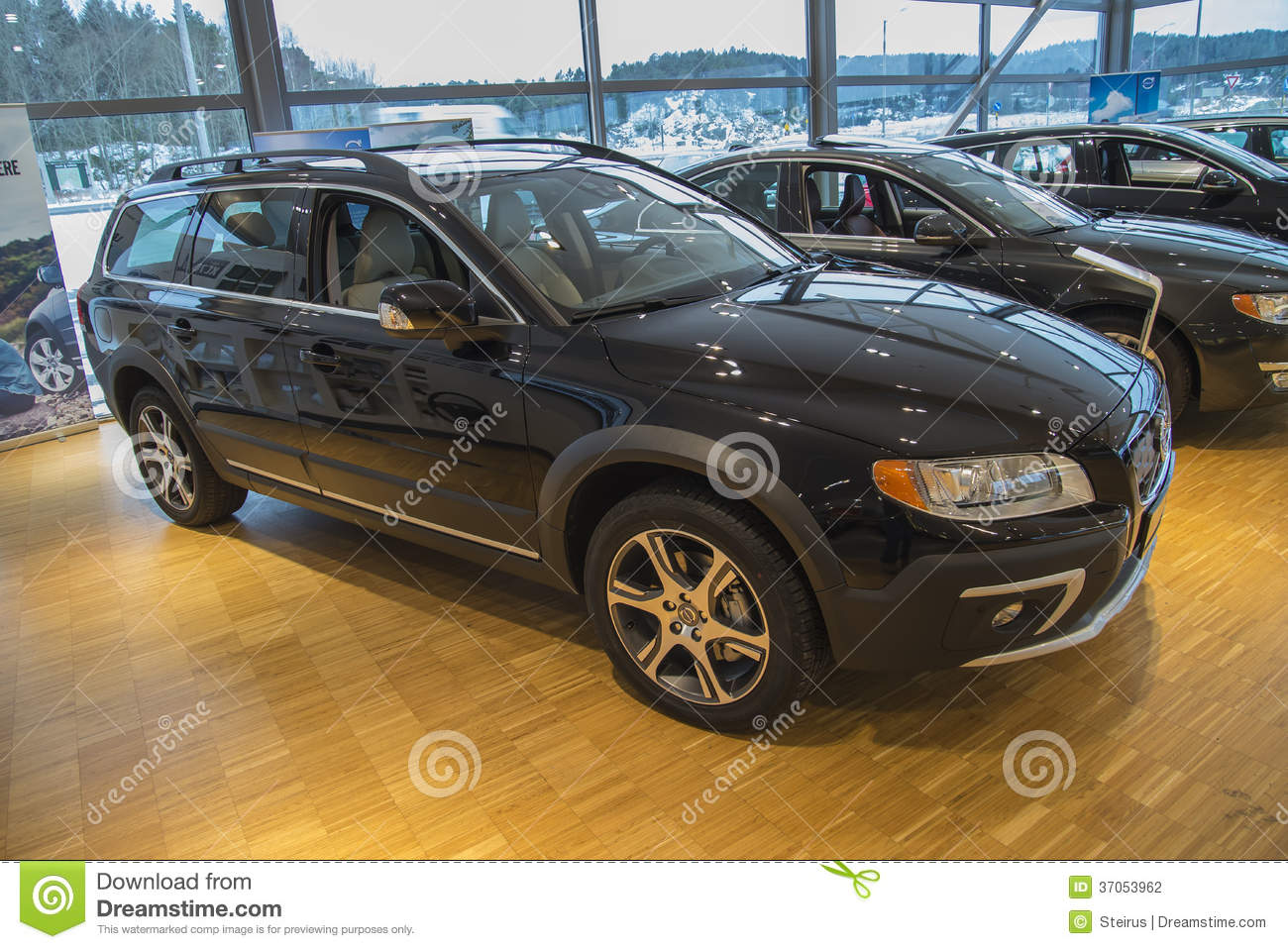 About Lookers Volvo