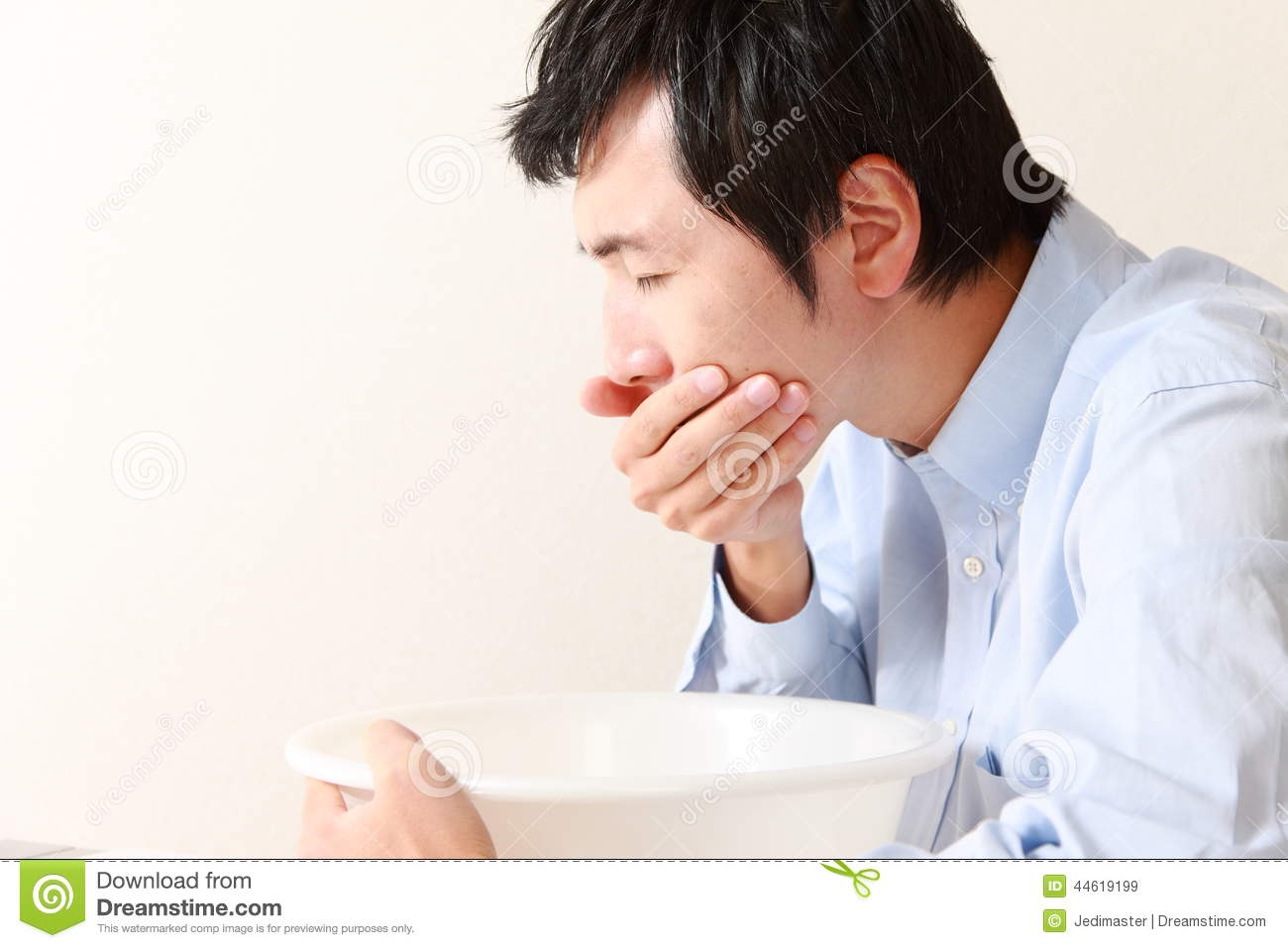 More similar stock images of ` Vomiting man `