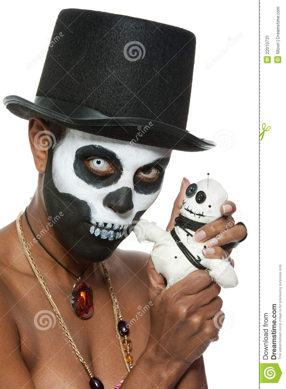 face paint witch doctor face paint voodoo face paint skull voodoo faceVoodoo Skull Face Paint