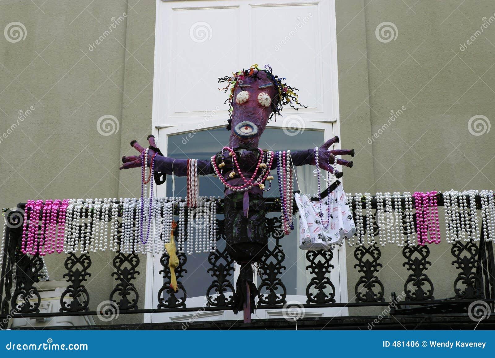 voodoo puppe und korne stockfoto bild von kost m orleans 481406. Black Bedroom Furniture Sets. Home Design Ideas