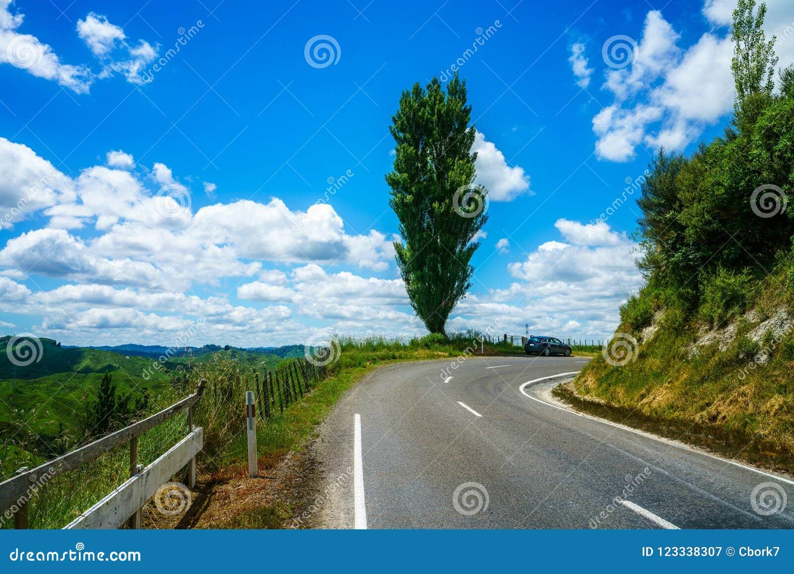 Voor de weg, vergeten wereldweg, Nieuw Zeeland 12