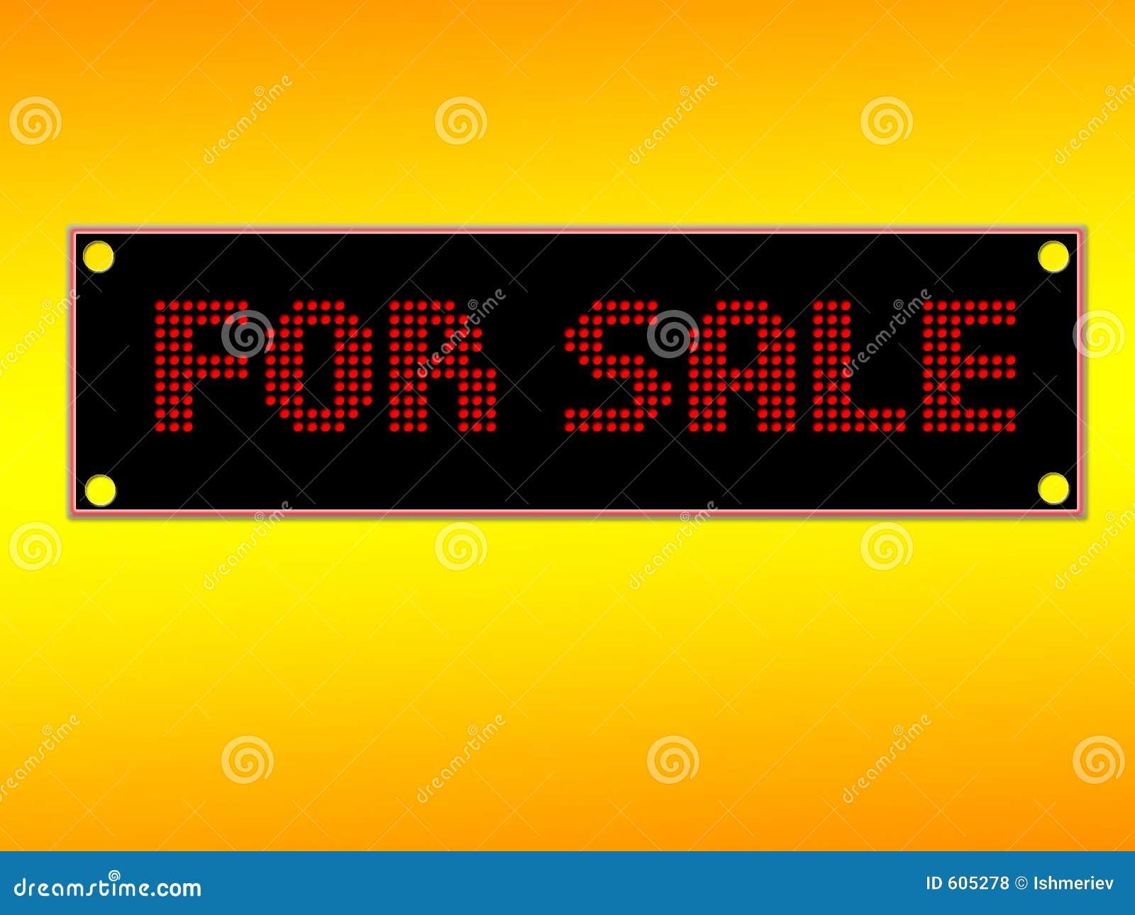 Voor verkoop
