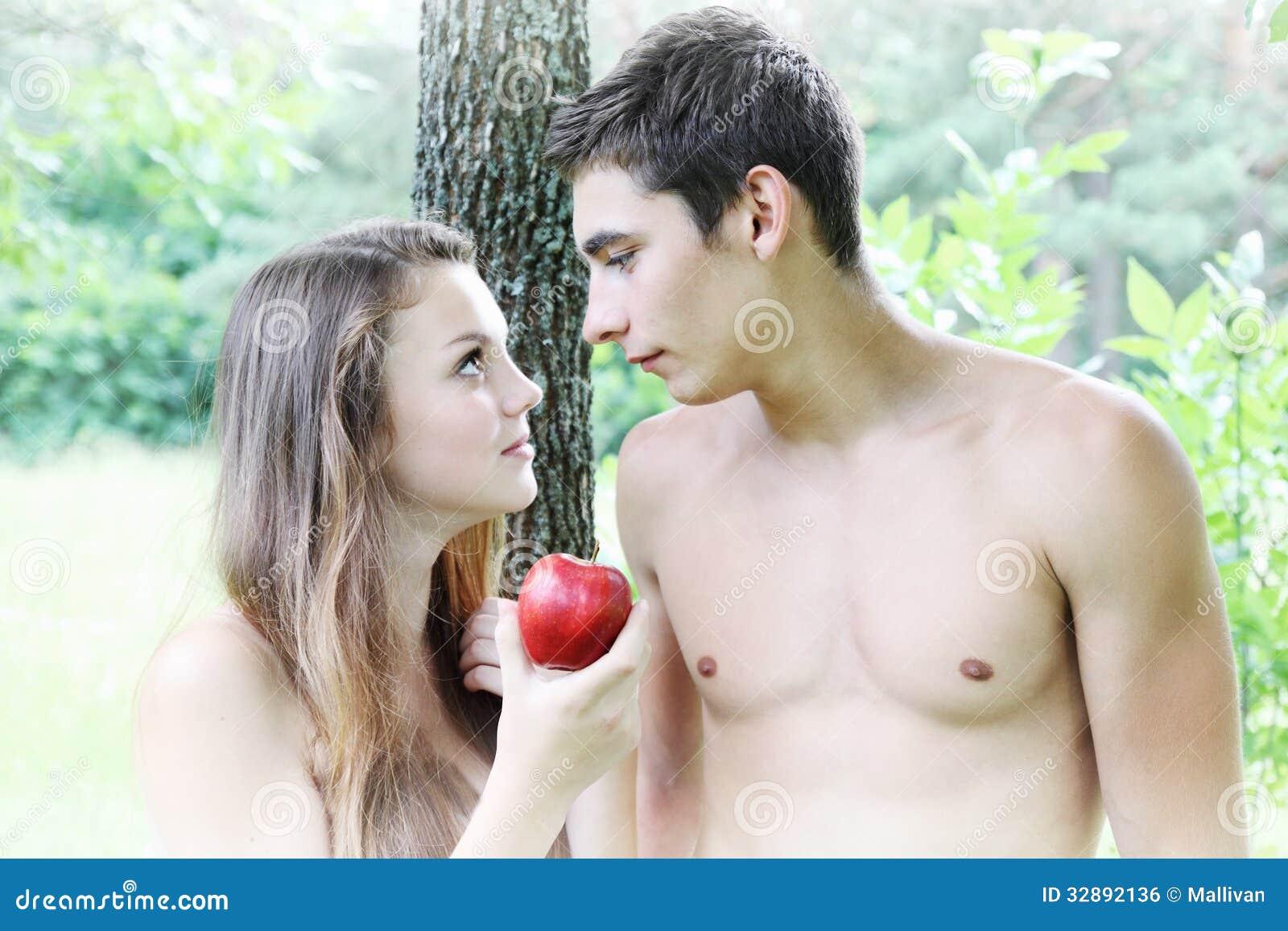 Vooravond die een appel houden