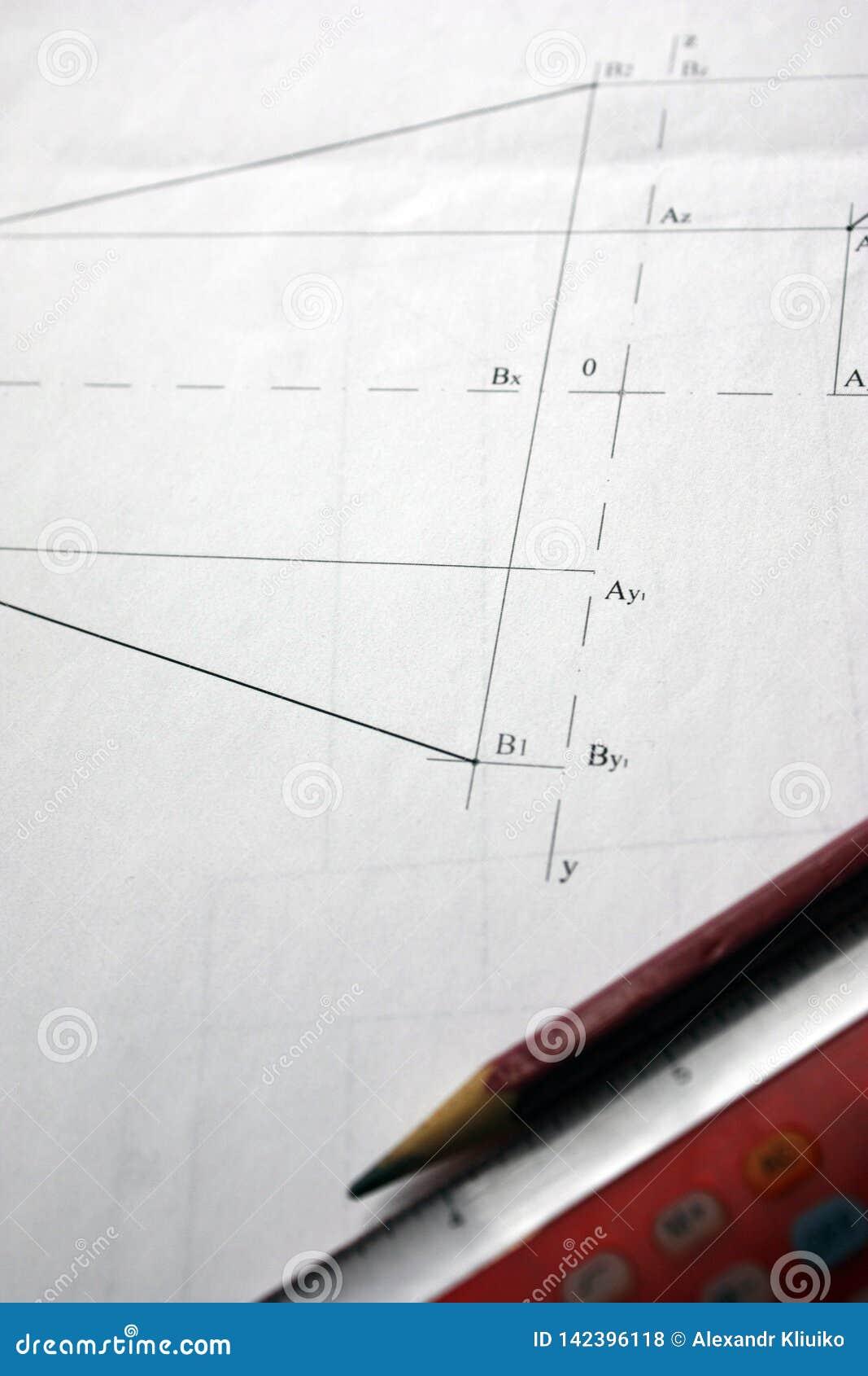 Voorbereiding voor het opstellen van documenten, tekeningen, hulpmiddelen en diagrammen op de lijst
