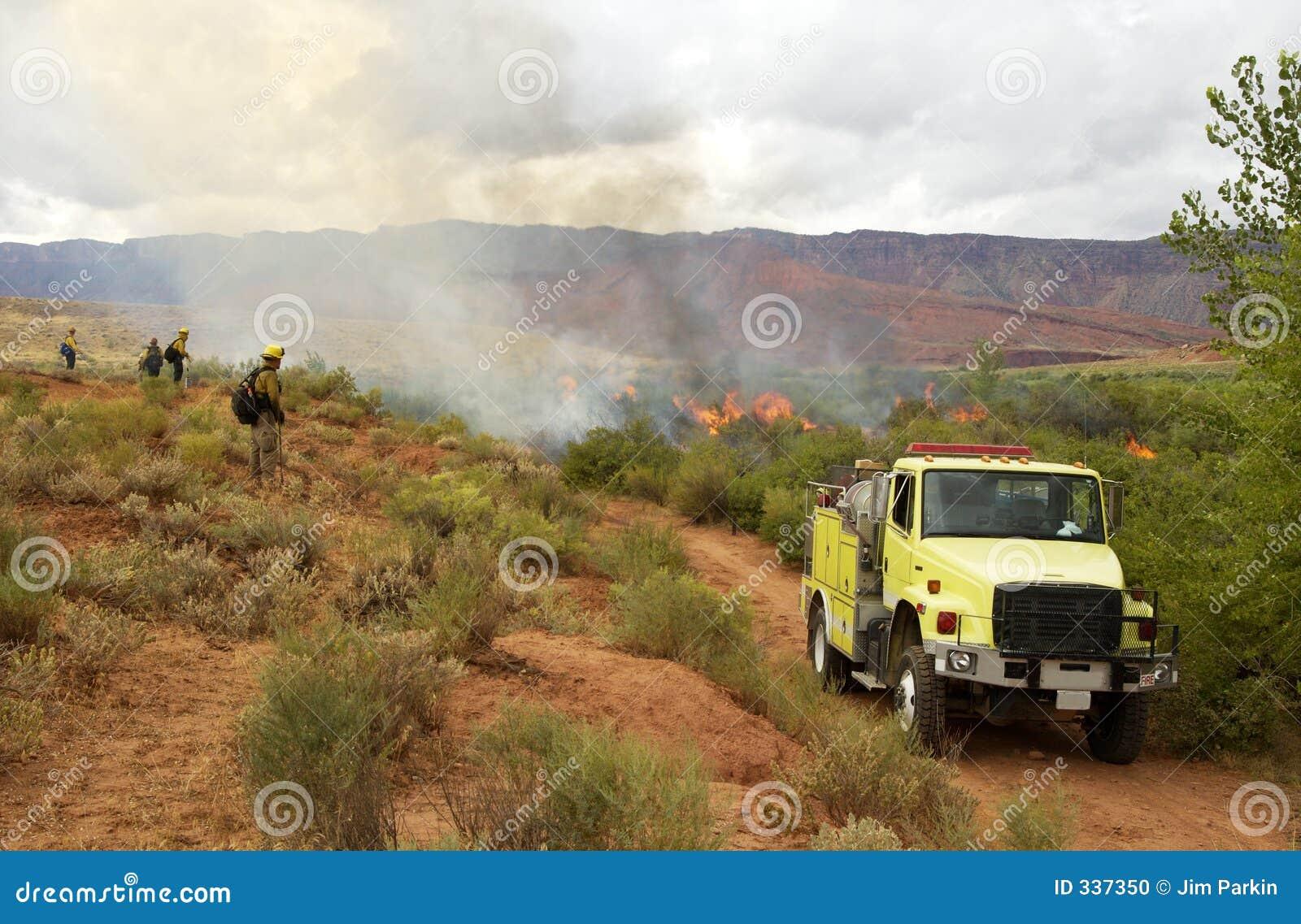 Voorgeschreven brandwond