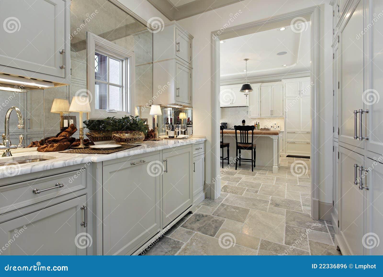 Voorraadkast Keuken Inhoud : Luxury Home Kitchen Pantry