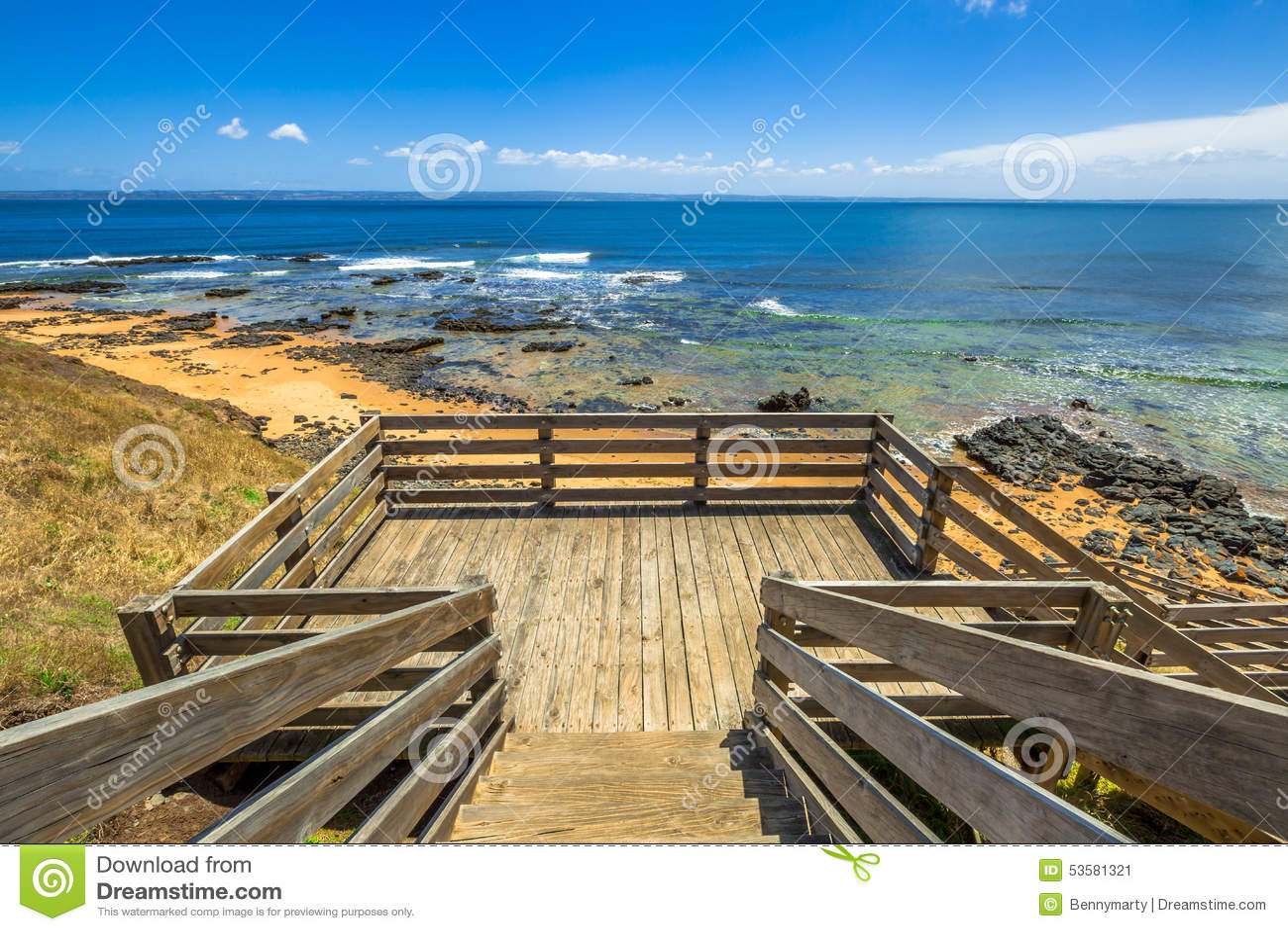 Vooruitzicht Phillip Island