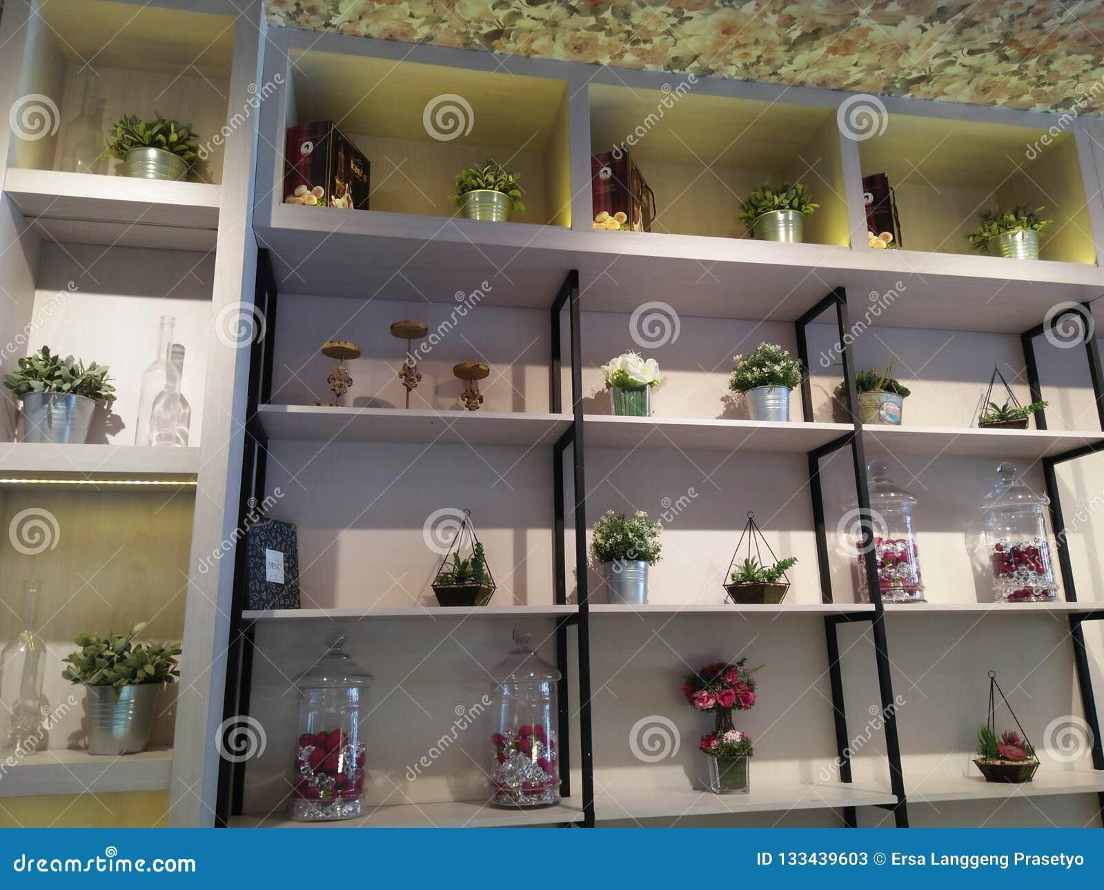 Voorwerpen die een goede tot huisdecoratie kunnen worden gemaakt