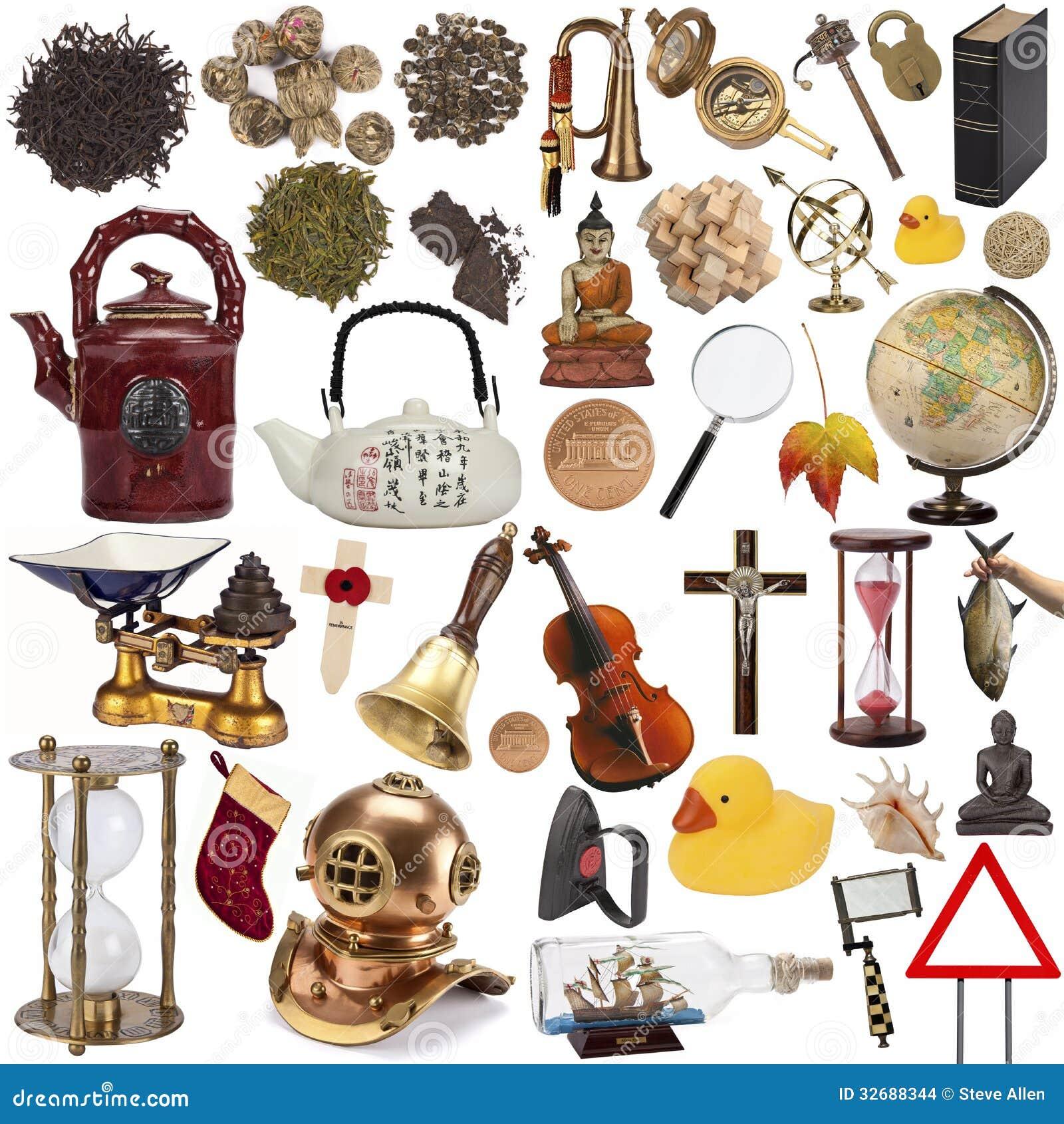 Voorwerpen voor verwijderd - Geïsoleerd