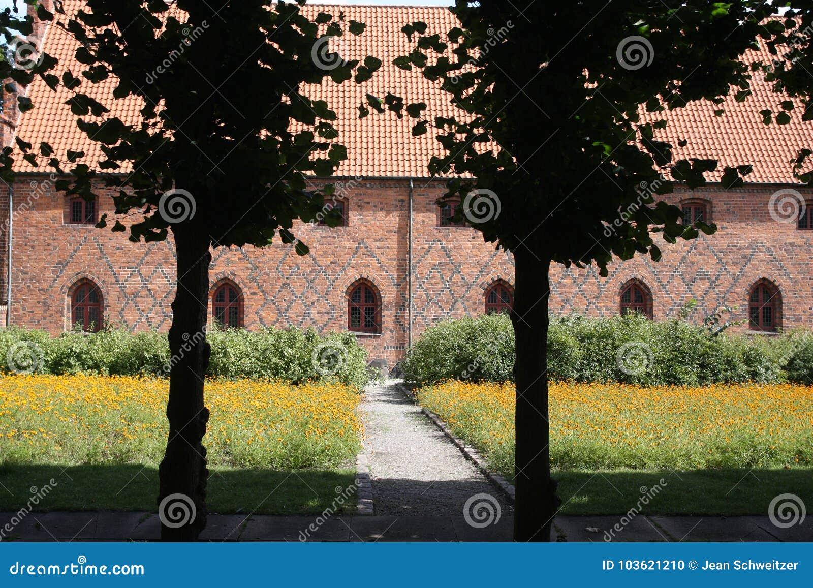 Vor Frue monaster, Karmelicki monaster w Elsinore Helsing