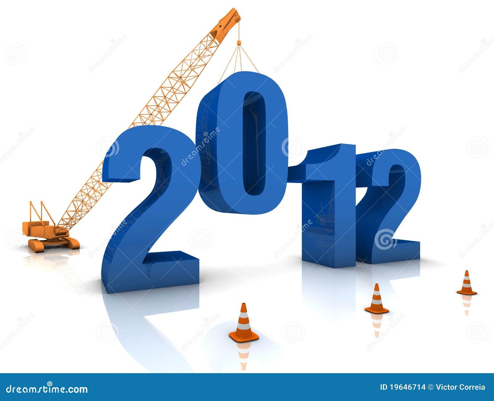 Vorbereiten für 2012