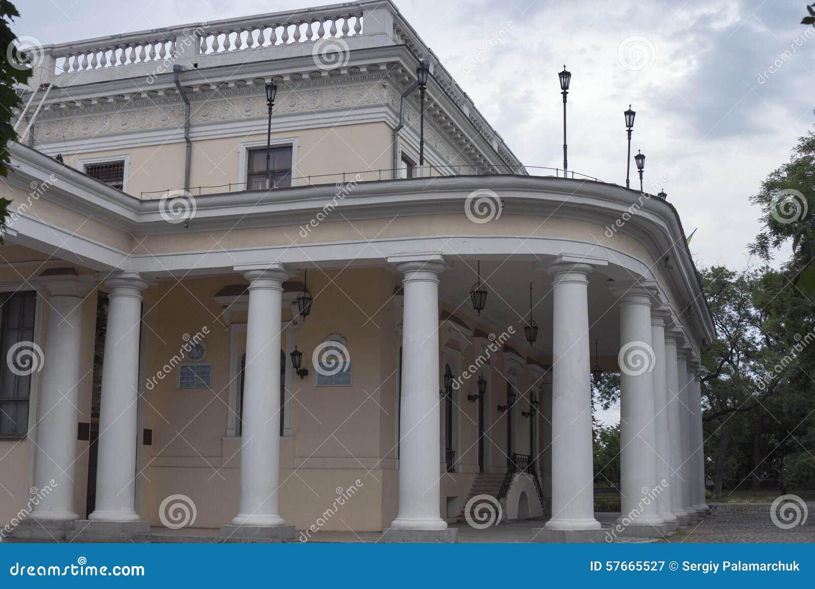 Vorontsov pałac w Odessa
