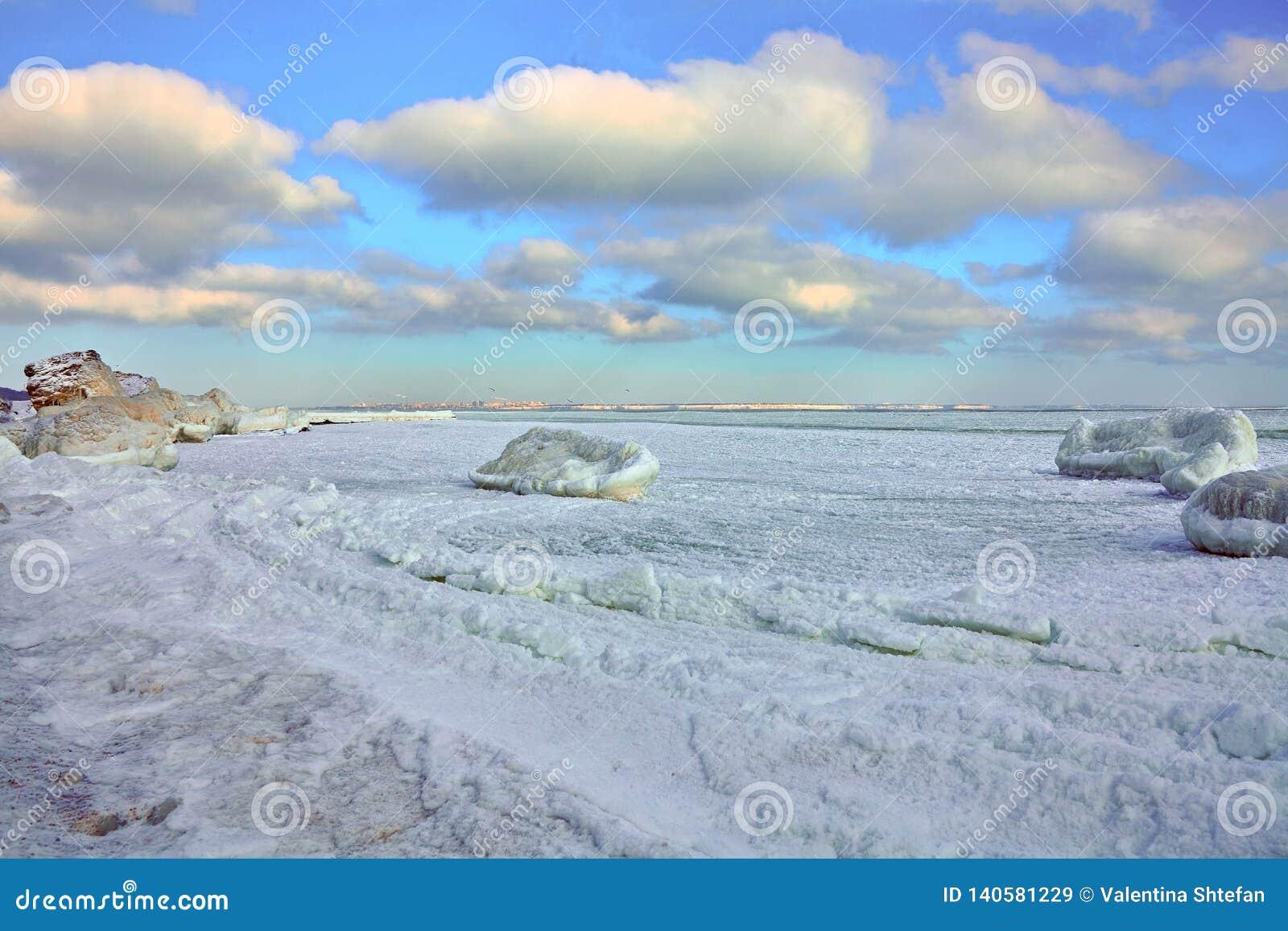 Vorst in Odessa Bay