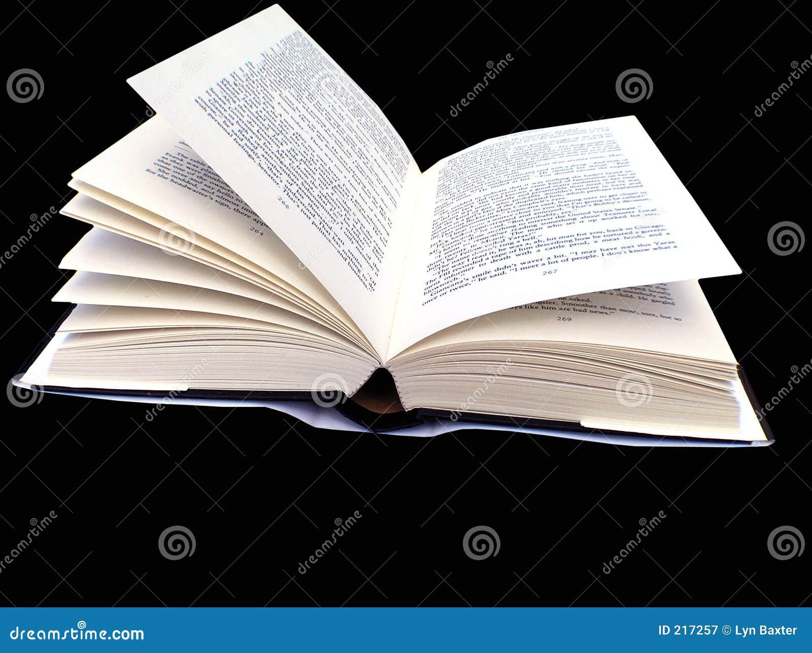Vostro un libro aperto