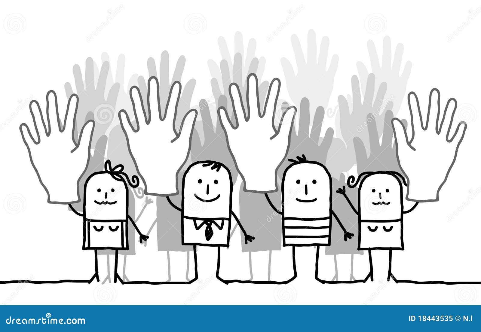 Votação dos povos