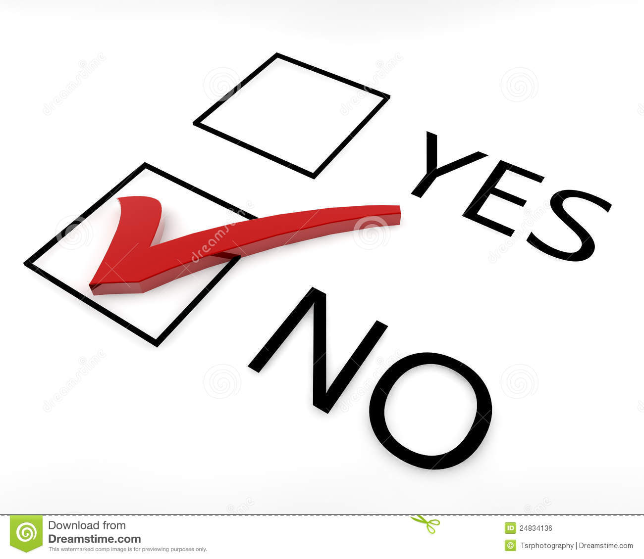 Vote no royalty free stock image image 24834136 for Free clipart no copyright