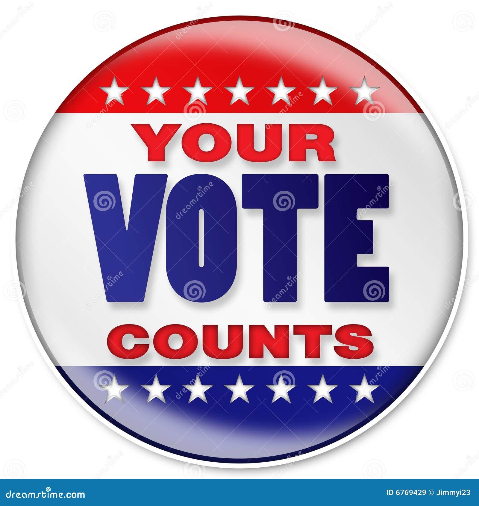 Votez le votre