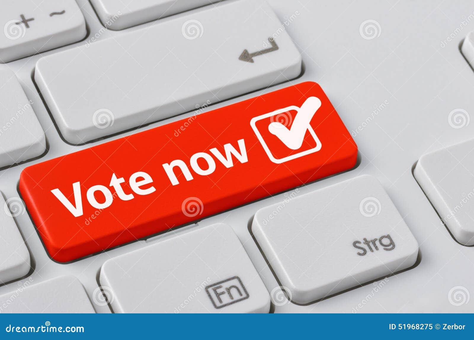 Voto agora