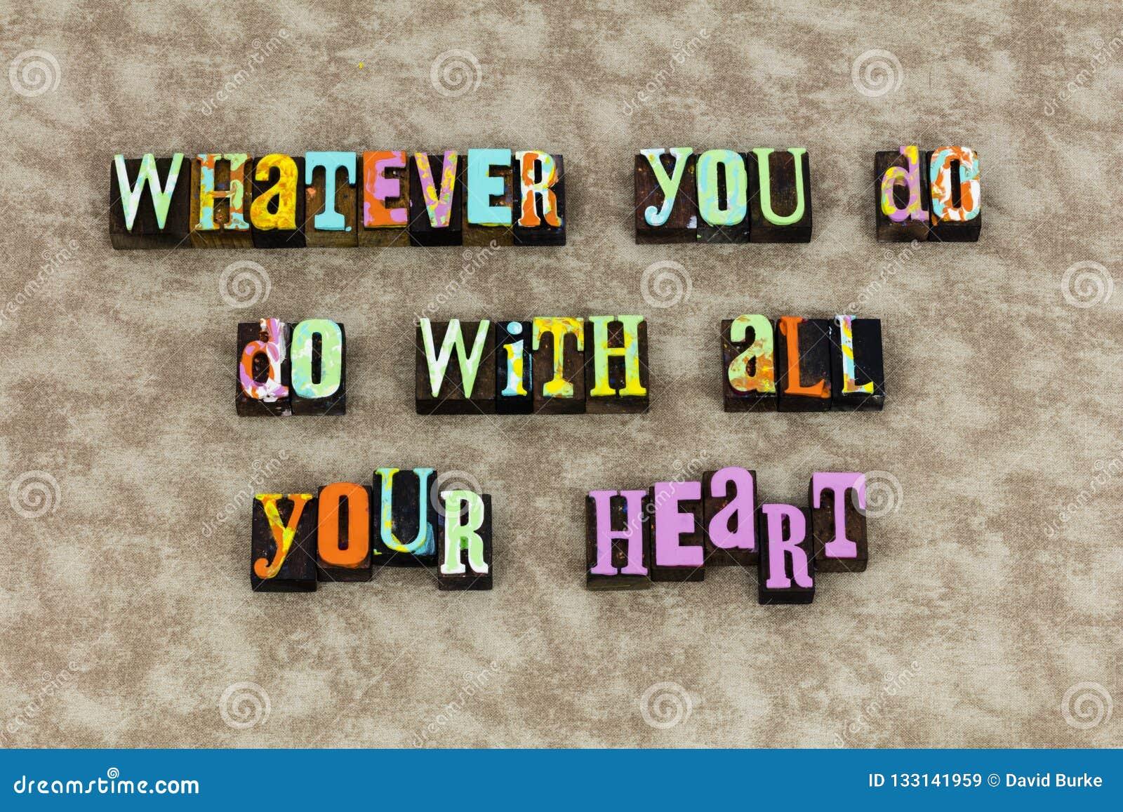 Votre part d aide de compassion de coeur